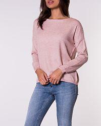 Brenda Pullover Knit Misty Rose/Melange