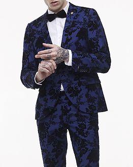 Paprika Jacket Blue