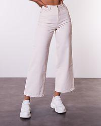 Widey Caia High Waist 7/8 Wide Jeans Birch