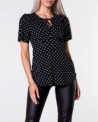 Cora Top Dotted