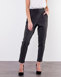 Poptrash Easy Colour Pant Dark Grey Melange