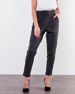 Poptrash Easy Colour Pant Dark Grey Melange