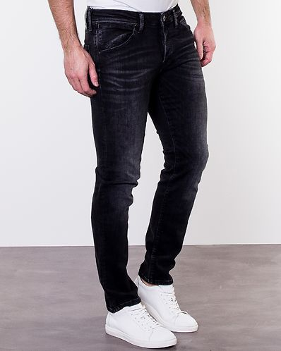Glenn Fox 140 Black Denim 0ce7085945