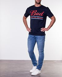 Buds Tee Crew Neck Total Eclipse