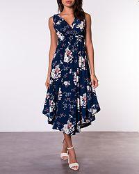 Valeria Dress Navy/Floral