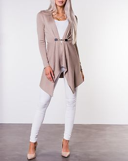 Beatrice Long Cardigan Mole