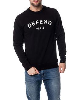 Defend Crew Black