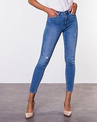 Paola Highwaist Jeans Light Blue Denim