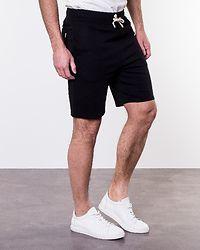 Basic Sweat Shorts Black
