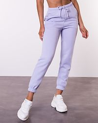 Chilli Sweat Pants Purple Heather