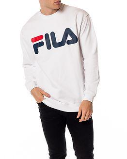 Classic Logo Sweater Bright White