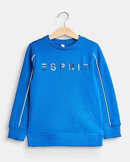 Esprit Sweatshirt Blue Overseas