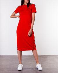 Gava Dress Fiery Red