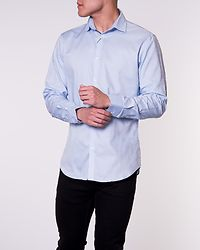 Donenew-Mark Shirt Light Blue Pattern/ Diamond