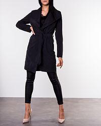Ida Drapy Jacket Black