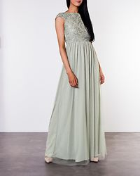 Ariella Prom Dress Light Green