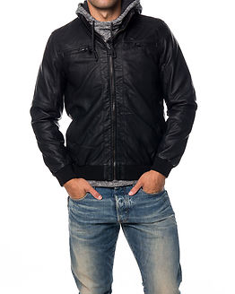 Leroy Jacket Black