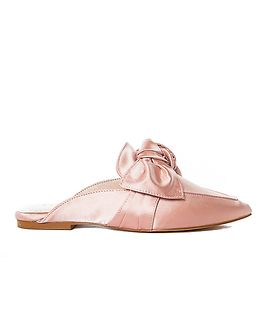 Bow Sliders Rosé