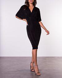 Doreen Dress Black