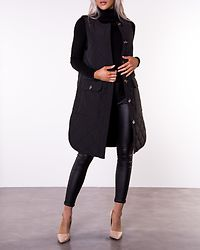 Cooli Waistcoat Black