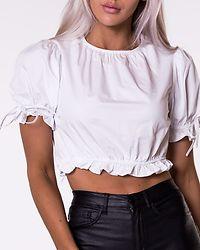 Short Top White