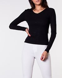 Rick Long Sleeve Top Black