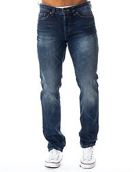 Weft Medium Blue Denim