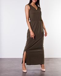 Rebecca Ankle Dress Ivy Green