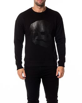 Dene Sweat Crew Neck Black