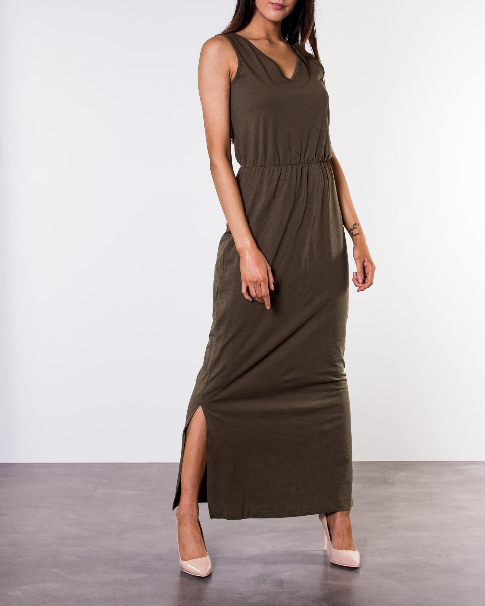 df0fedd38b62 Rebecca Ankle Dress Ivy Green