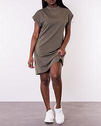 Hailey Dress Dusty Olive