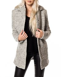 Verodona Jacket Light Grey Melange