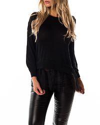 Stine Pullover Black