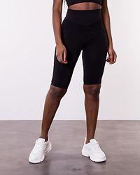 Lunni Yoga Shorts Lounge Black