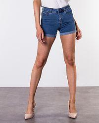 Hot Seven Fold Shorts Mix Medium Blue Denim