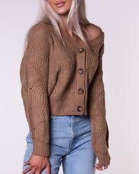 Benita Knit Cardigan Natural