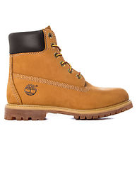 6 Inch Premium Yellow Boot