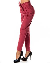 Beate Pant Earth Red