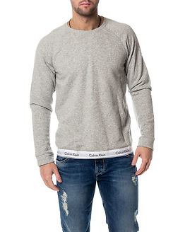 Modern Cotton Sweatshirt Grey Heather