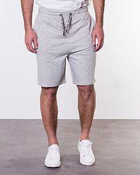 Nathan Sweat Shorts Light Grey Melange