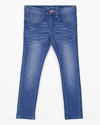 Jeans Heart Light Blue Wash