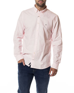 Engineered Oxford Shirt Pink