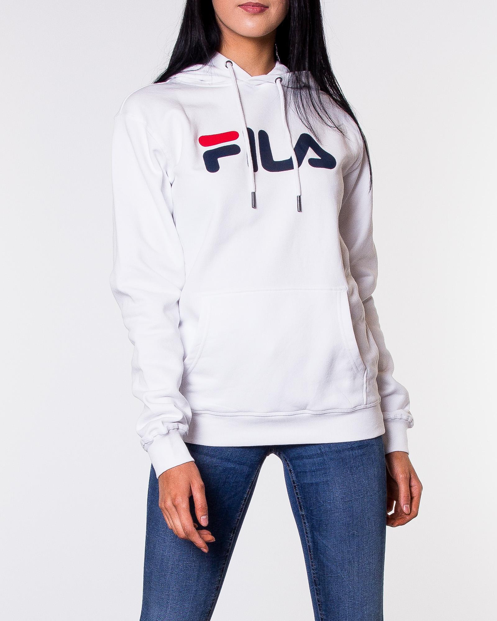 71f8de182c0 Fila, Classic Pure Hoody Bright White | Women's Hoodies ...