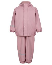 Rainwear Solid Jacket & Pants Zephyr