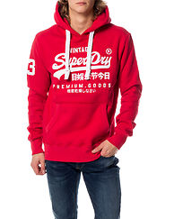 Premium Goods Hood Indiana Red