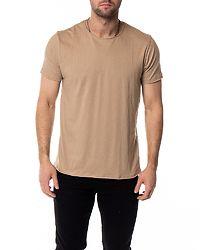 Fresher Roll Neck T-Shirt Khaki