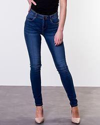 Jen Shaper Jeans Medium Blue Denim