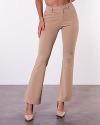 Rocky Mid Flared Pant Nomad