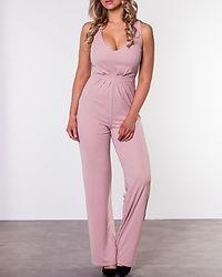 Beatrix Jumpsuit Dusty Pink