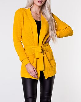 Arianna Coatigan Lemon Chrome